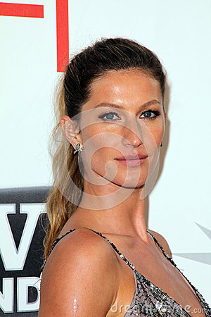 Gisele Bundchen Editorial Stock Image