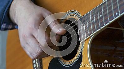 Gitara akustyczna zdjęcie wideo