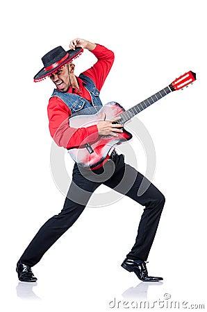 Gitara gracz