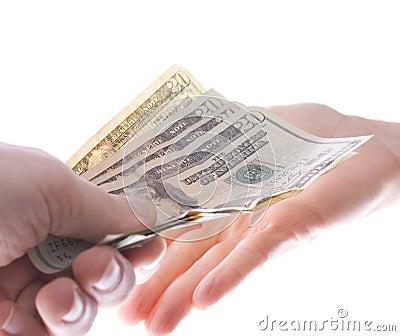 Giving Dollars