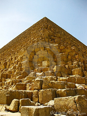 Giza Plateau Pyramids