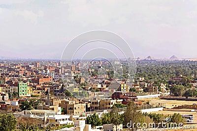 Giza suburb