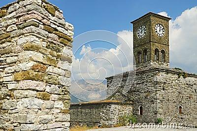 Gjirokaster Citadel, Clock Tower
