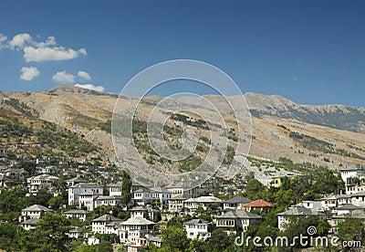 Gjirokaster, South Albania
