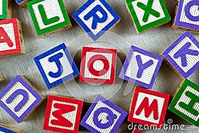 Glädje