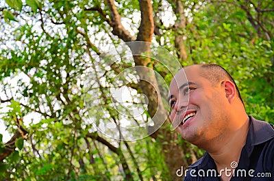 Glück in der Luft
