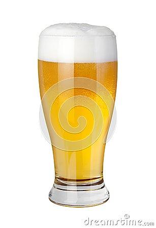 Glace de bière