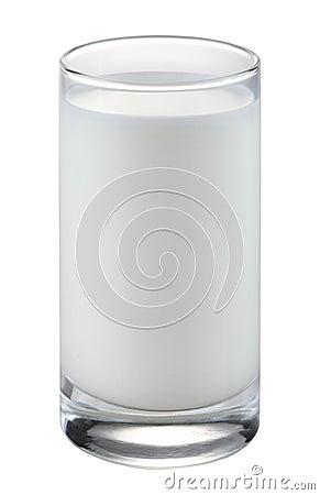 Glace de lait