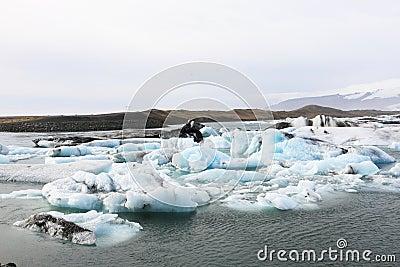 Glacial lake 1