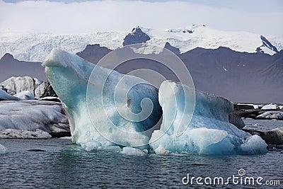 Glacial lake 4