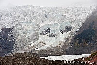 Glaciar de Midui