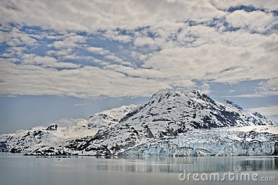 Glacier Bay Ice and Snow, Alaska
