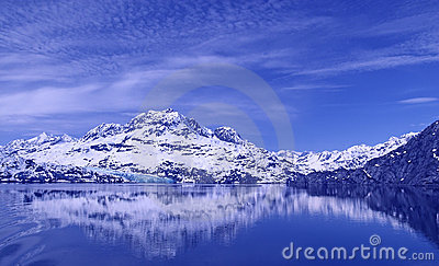 Glacier Bay Reflections