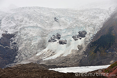 Glacier de Midui