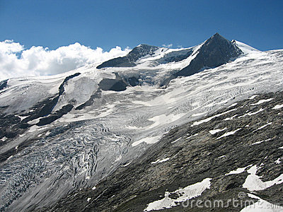 Glacier of grossvenediger