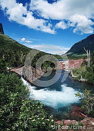Glacier Park A
