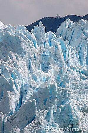Glacier of Patagonia