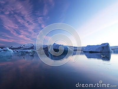 Glacier Pond