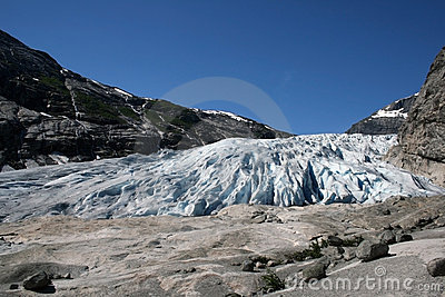 Glacier Tongue Stock Photography - Image: 11242912