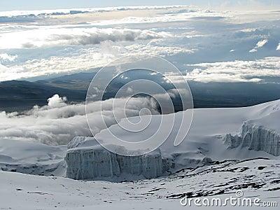 Glaciers of Kilimanjaro
