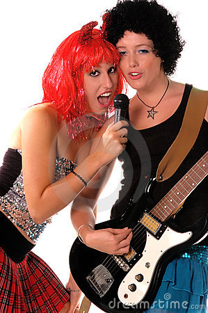 Glam Rock Girls 2