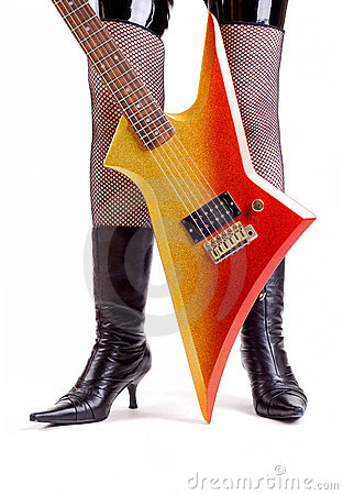Glam Rock Guitar