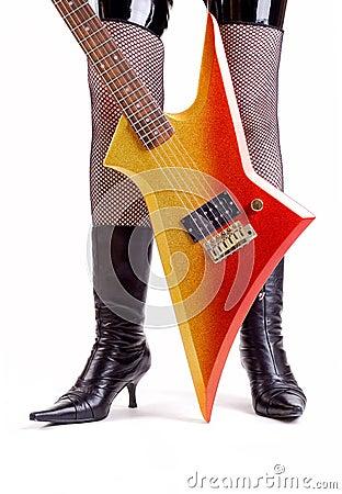 Glam Rock Guitar