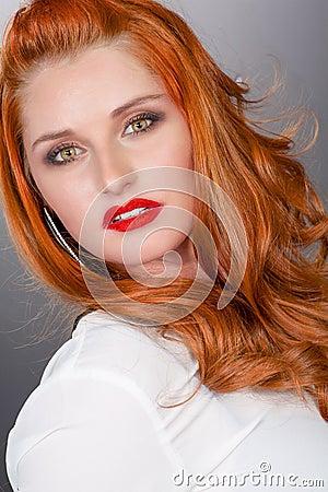 earrings girl hair makeup - photo #23