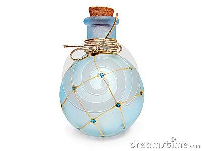 Glamorous aromatic aroma luxurious luxury perfume bottle