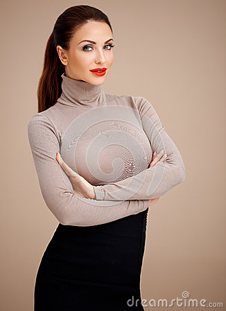 Free Glamorous Professional Woman Stock Photography - 28736082