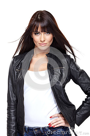 Free Glamorous Young Woman Royalty Free Stock Photography - 36687577