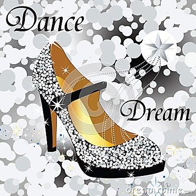 Glamour  shoe