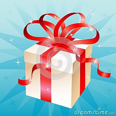 Glamourous present box v2