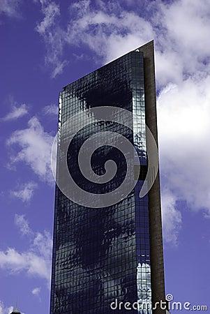 Glas Skyscraper