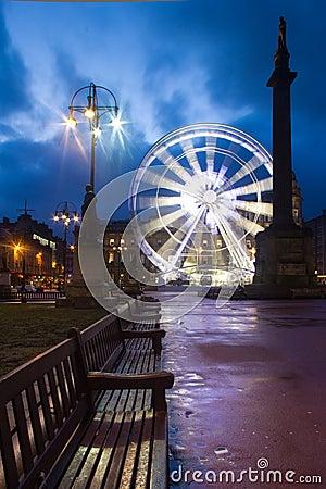 Glasgow Center