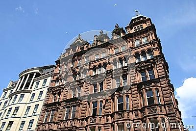 Glasgow City Center