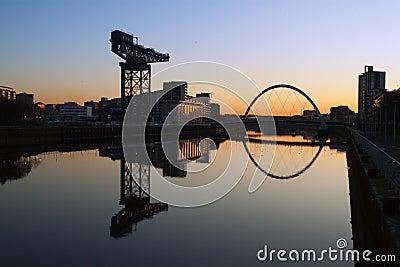 Glasgow morning