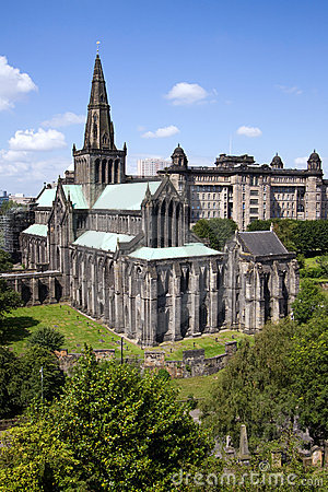 Glasgow St Mungo s Cathedral and Necropolis