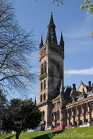 Glasgow University 1