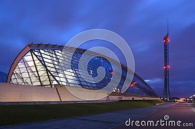 Glasgow-Wissenschafts-Mitte