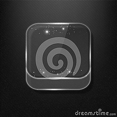 Glass App Icon