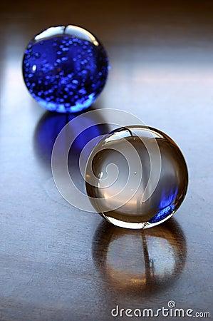 Free Glass Balls Royalty Free Stock Photo - 106815