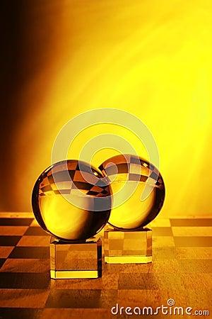 Free Glass Balls Royalty Free Stock Image - 11795586