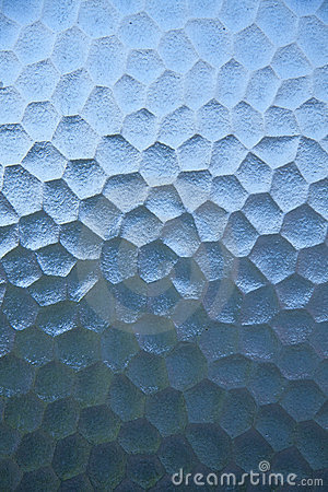 Free Glass Blue Abstract Design Texture. Stock Photos - 12350453