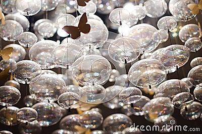 Glass bollar