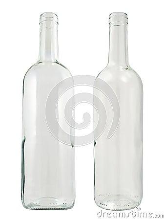 Free Glass Bottle Isolated Stock Image - 45813101