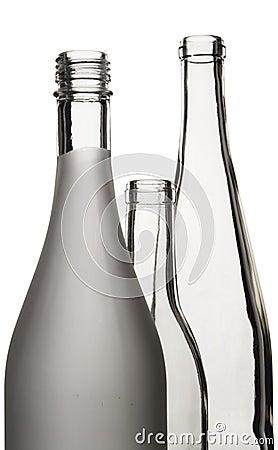 Free Glass Bottles 16146 Royalty Free Stock Photos - 8103628