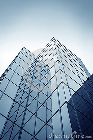 Free Glass Building Royalty Free Stock Photography - 24988677