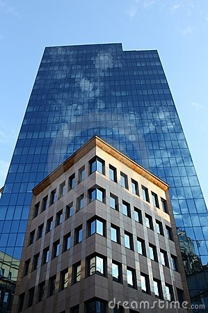 Glass Building 3
