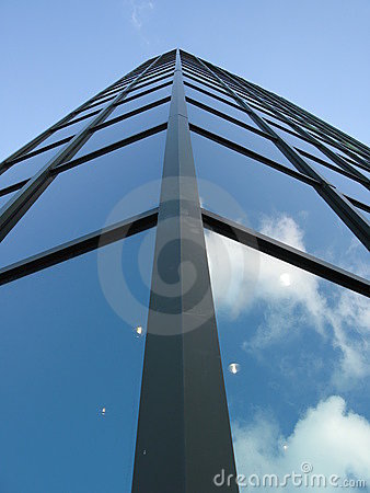 Free Glass Building Stock Images - 5877874
